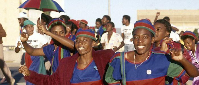 Na Namíbia, o interesse pela língua portuguesa tem aumentado muito