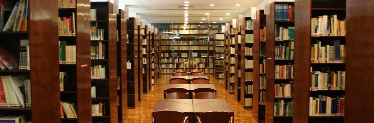 Biblioteca do IPOR