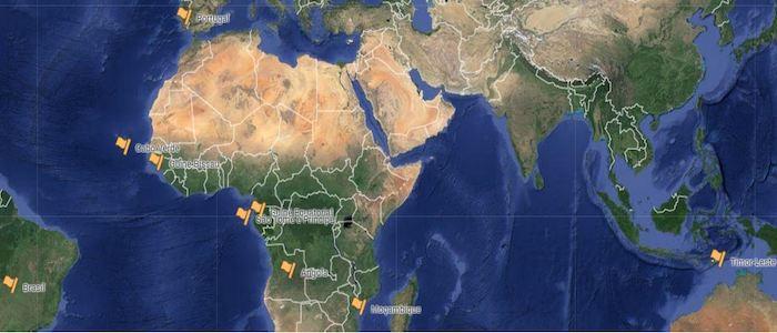 Maioria dos países lusófonos menos frágil em 2015