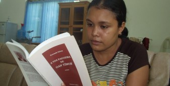 A ler em Timor-Leste