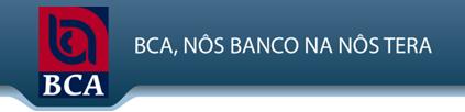 BCA Nôs banco