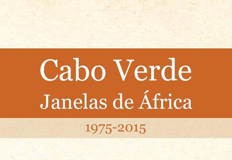 """Corsino Tolentino lança o novo livro """"Cabo Verde – Janelas de África (1975-2015)"""