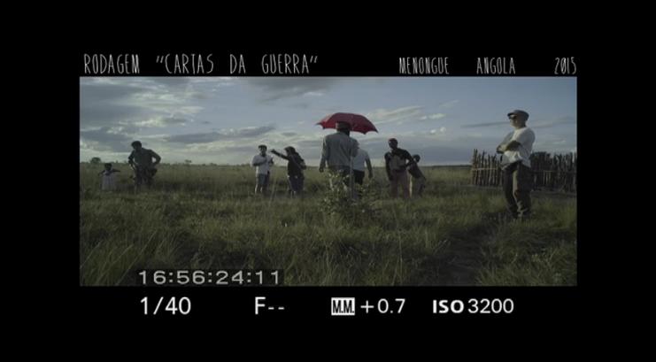 """""""Cartas da Guerra"""", um filme de Ivo M. Ferreira (jornal Público)"""