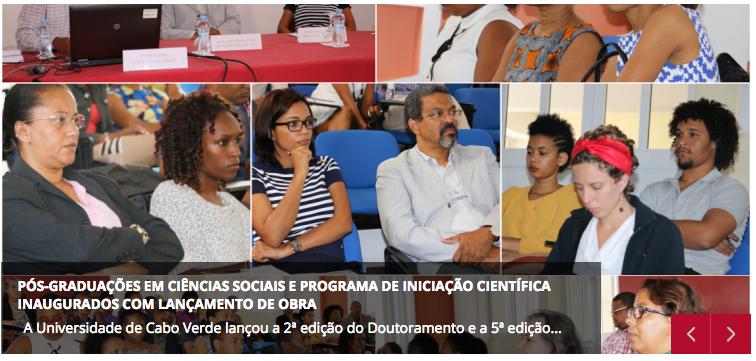 UNICV lança programa para estimular formação de cientistas sociais