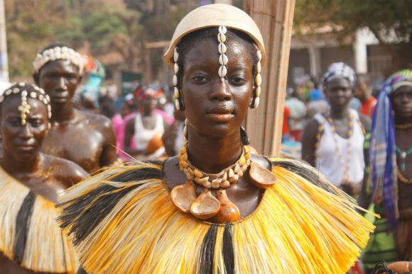 """Guiné-Bissau celebra Carnaval do """"Nturudu"""""""