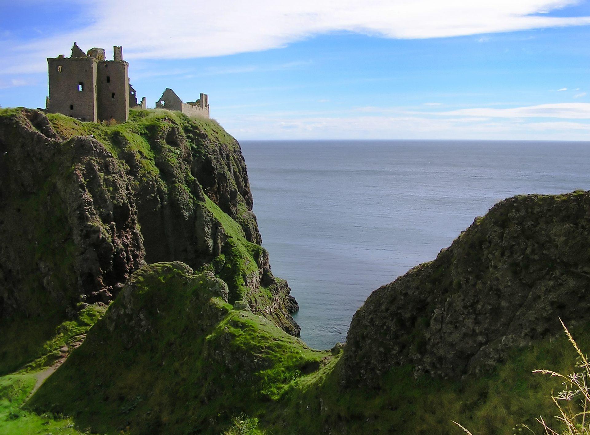 Castelo de Dunnottar