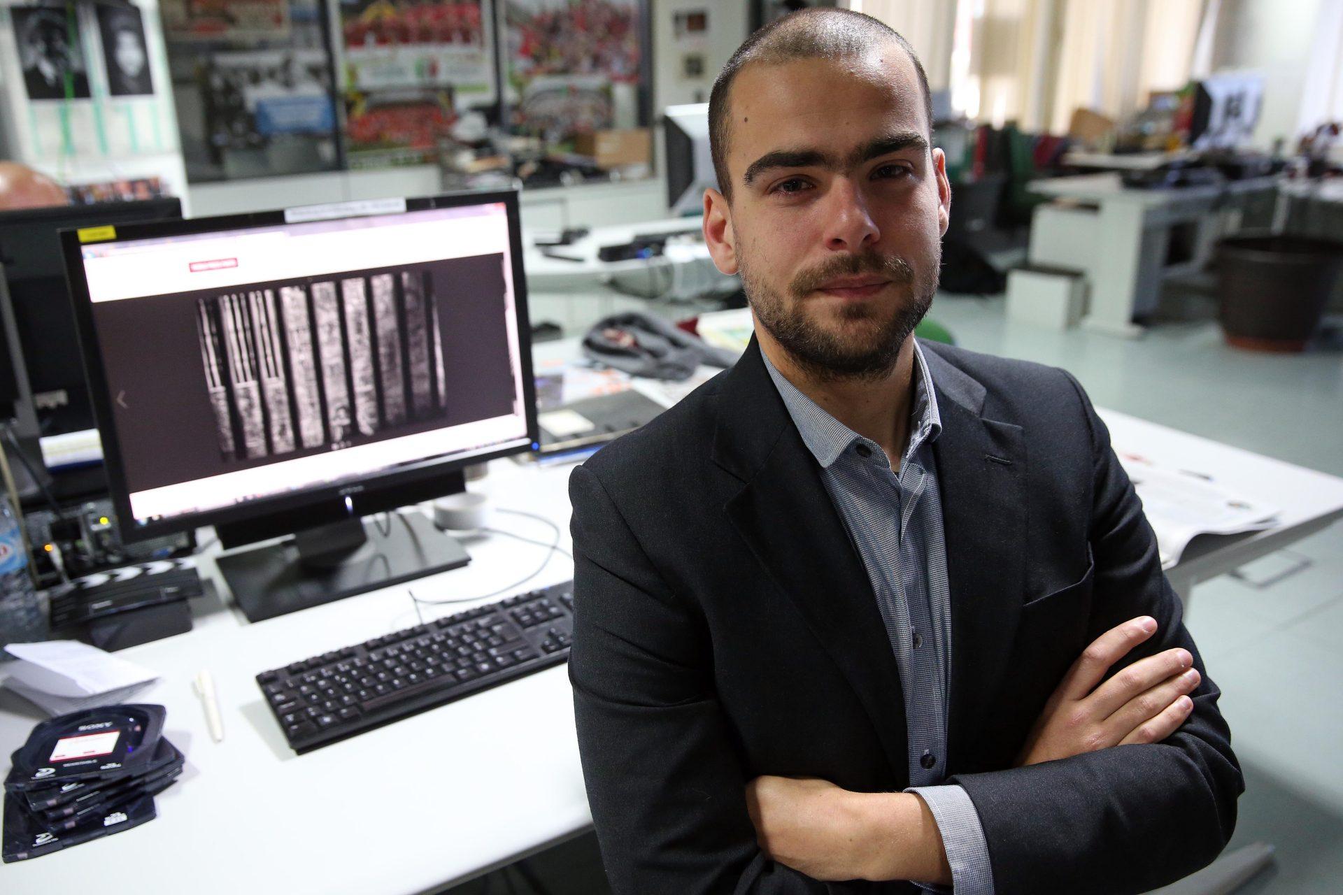 O fotojornalista da LUSA, Mário Cruz, premiado no concurso World Press Photo