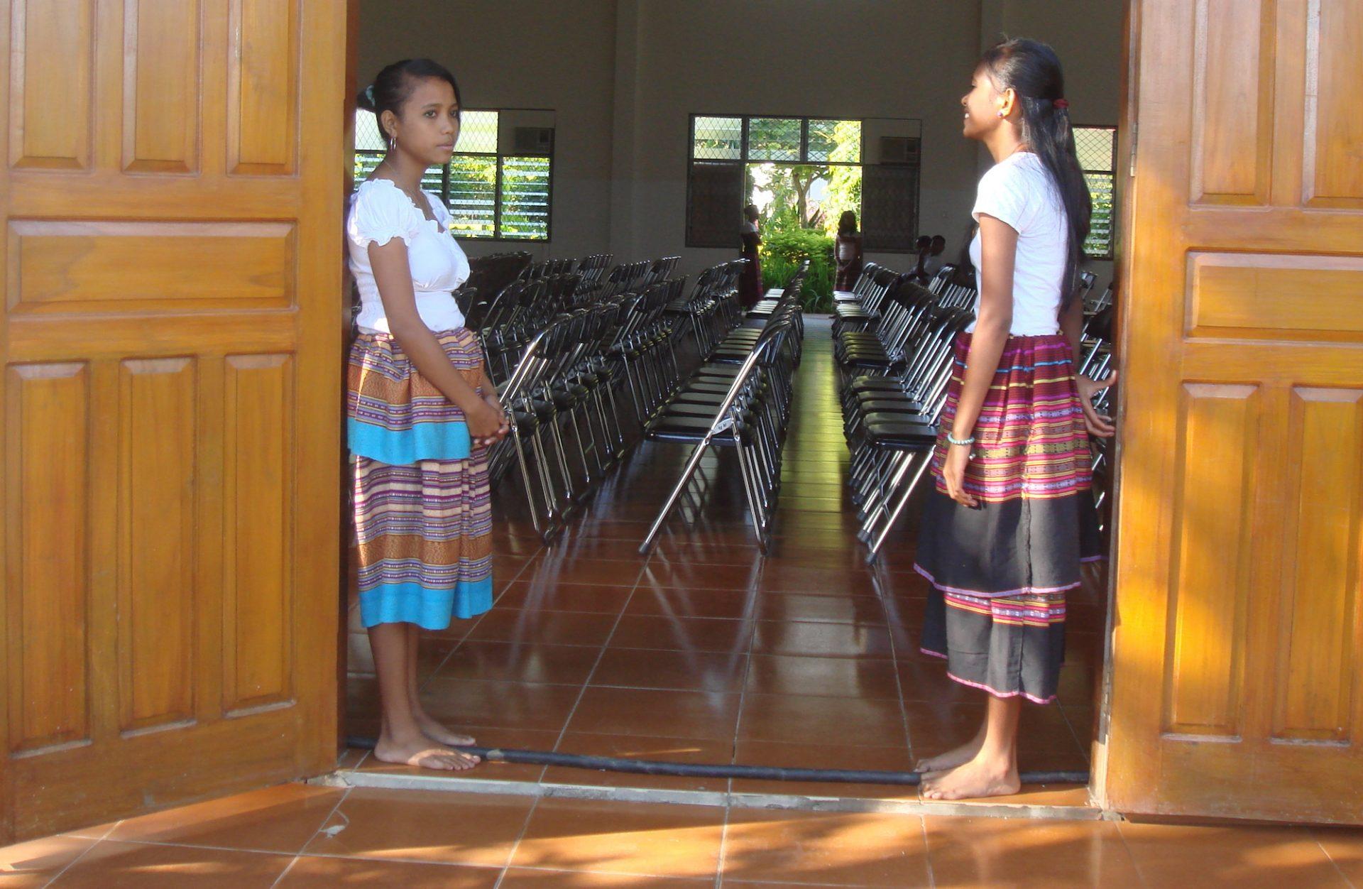 moças timorenses