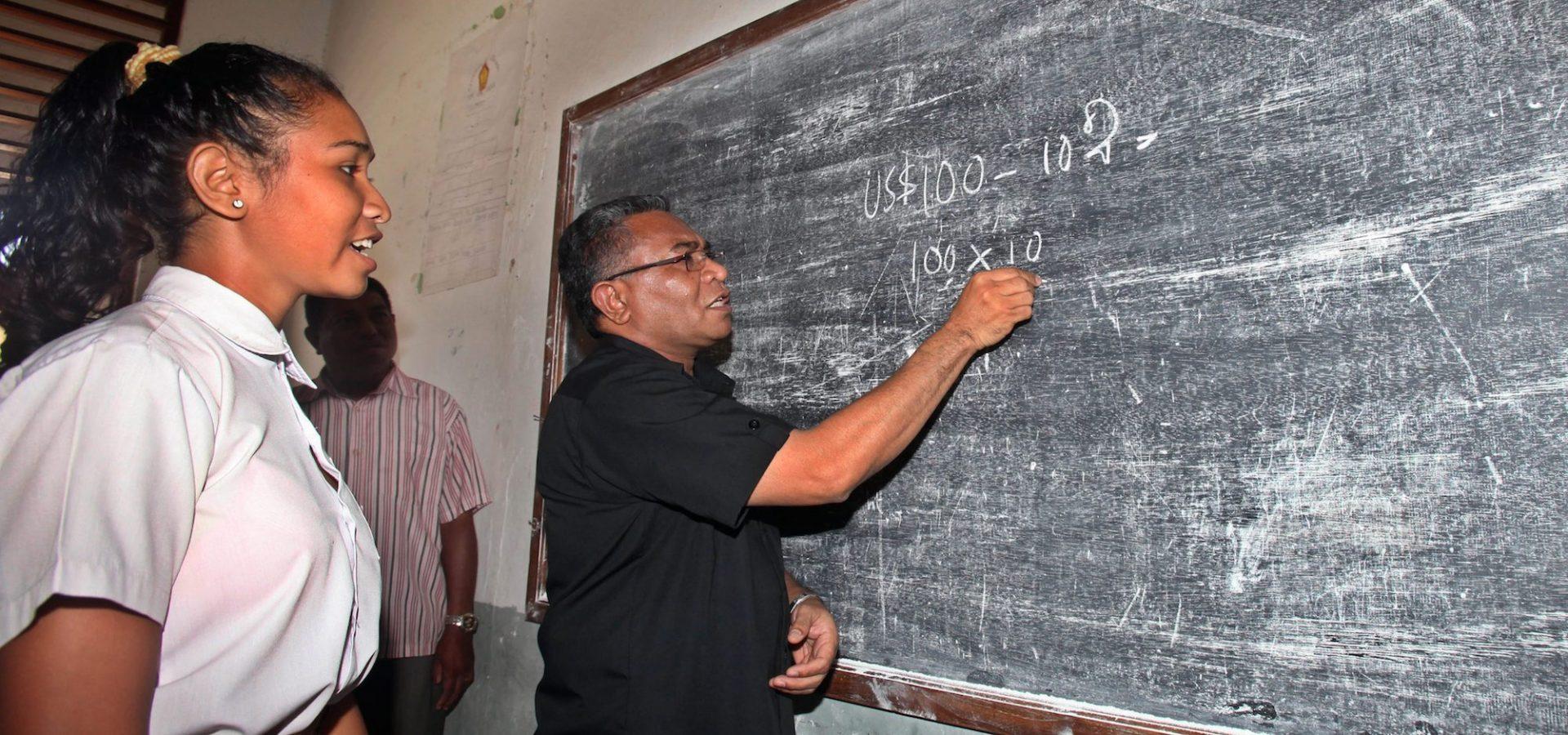 Disseminação do português em Timor-Leste requer soluções mais criativas