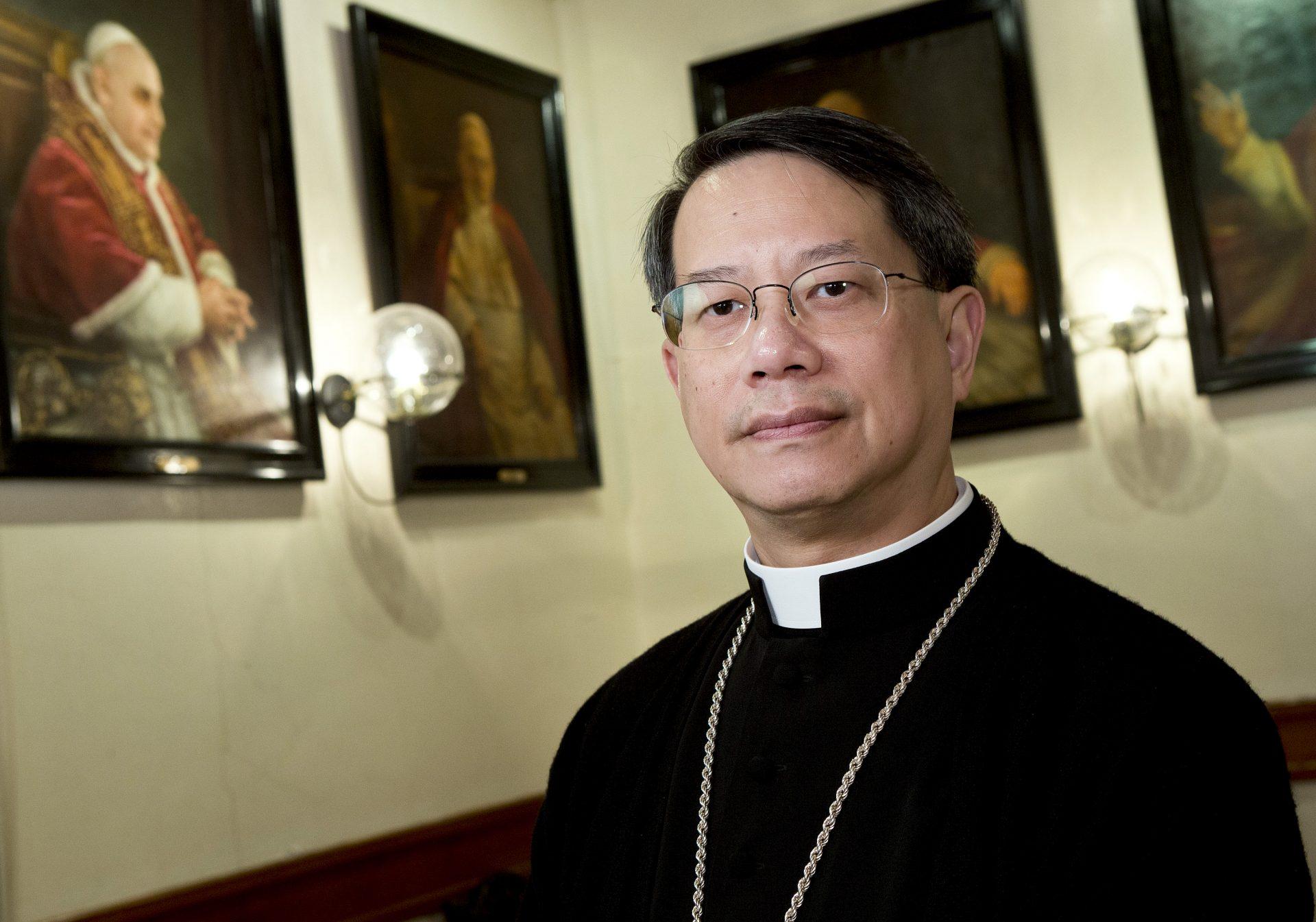 Novo bispo receia fecho de universidade católica de Macau