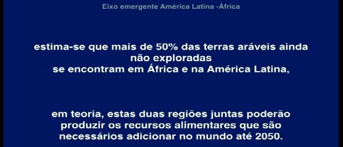 Eixo emergente América Latina – África