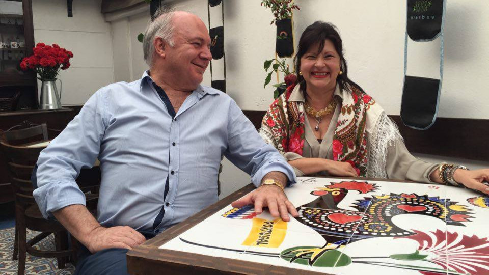Empresário português abre restaurante em Bogotá, Colômbia