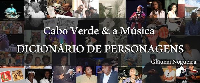 """""""Dicionário de personagens"""" da música de Cabo Verde"""