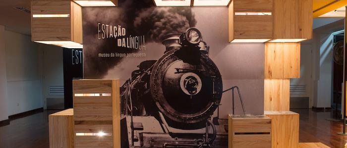 Museu da Língua Portuguesa e construção da Escola Portuguesa de São Paulo.