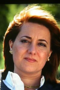 A escritora Maria Teresa Maia Gonzalez