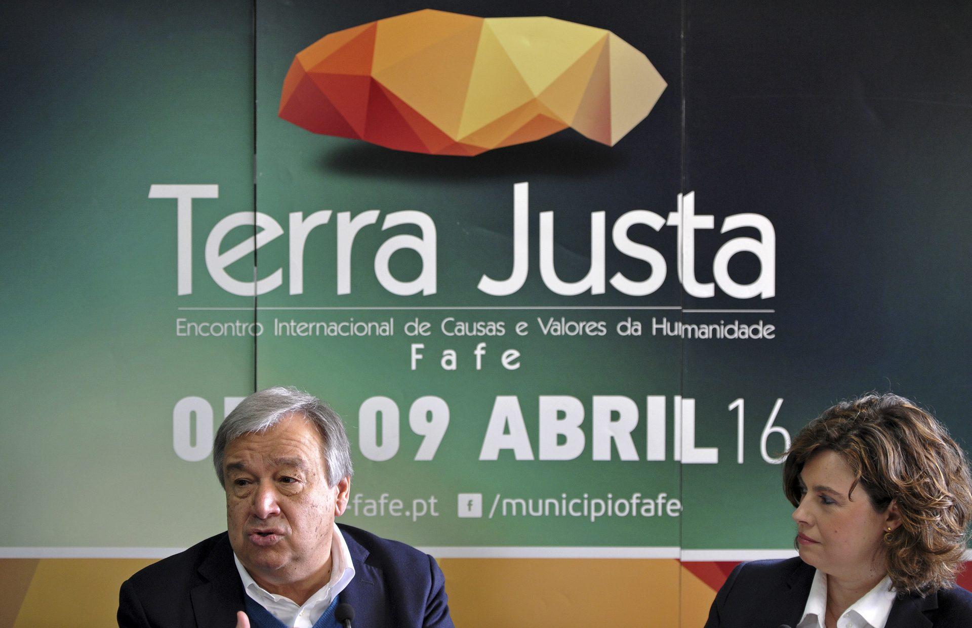 Parlamentos da CPLP apoiam candidatura de António Guterres a secretário-geral da ONU