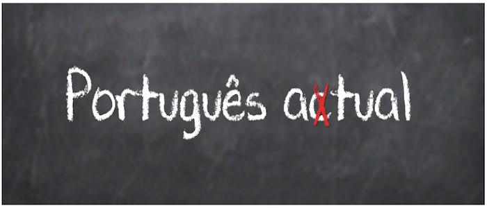 """Curso """"Português Atual"""" com reportagens de rua"""