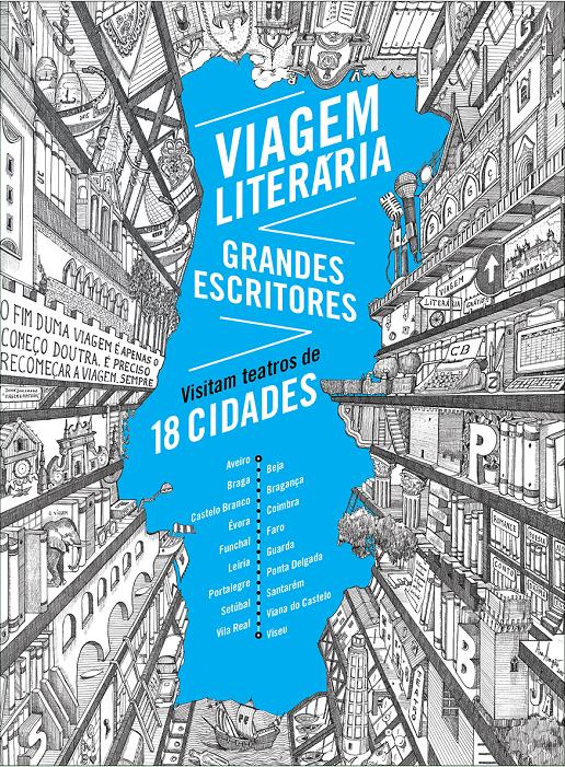"""""""Viagem Literária"""""""
