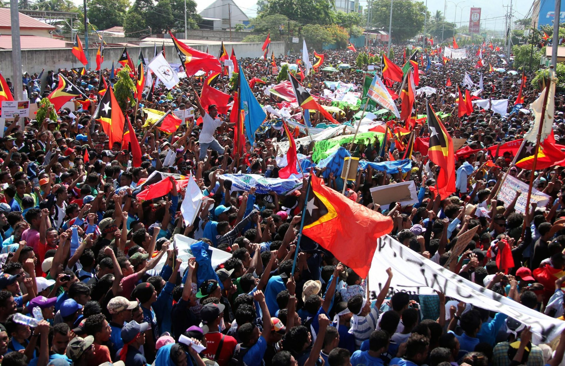 Xanana Gusmão analisa fronteiras marítimas entre Timor-Leste e Austrália com líder da ONU