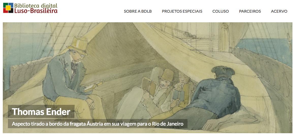 Bibliotecas nacionais do Brasil e de Portugal lançam portal que reúne acervos de raridades