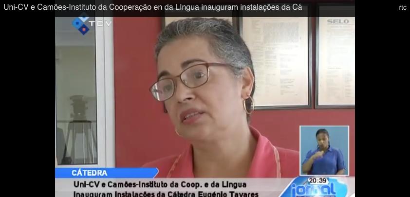 Uni-CV e Camões Instituto inauguram Cátedra Eugénio Tavares de Língua Portuguesa
