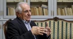 Entrevista ao  linguista português João Malaca Casteleiro. 04 DE MAIO DE 2016. JOÃO RELVAS/LUSA