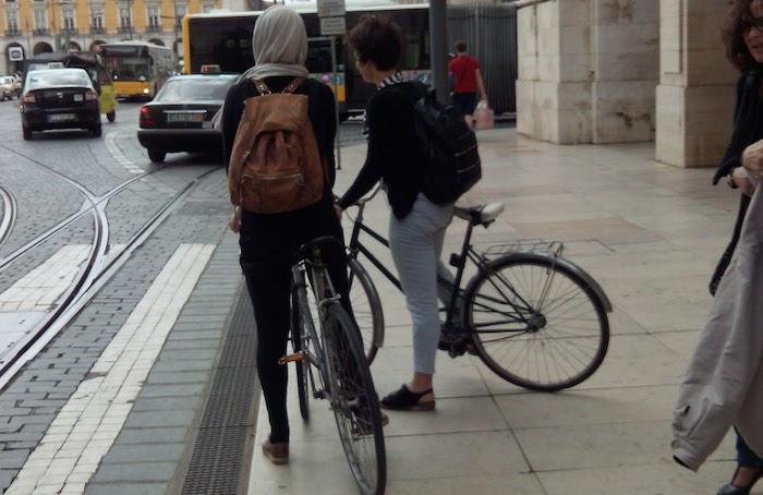 Meios de transporte dos turistas em Lisboa