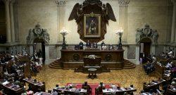 Assembleia da República. Lisboa, Portugal, 30 de junho 2016. ANTÓNIO COTRIM/LUSA
