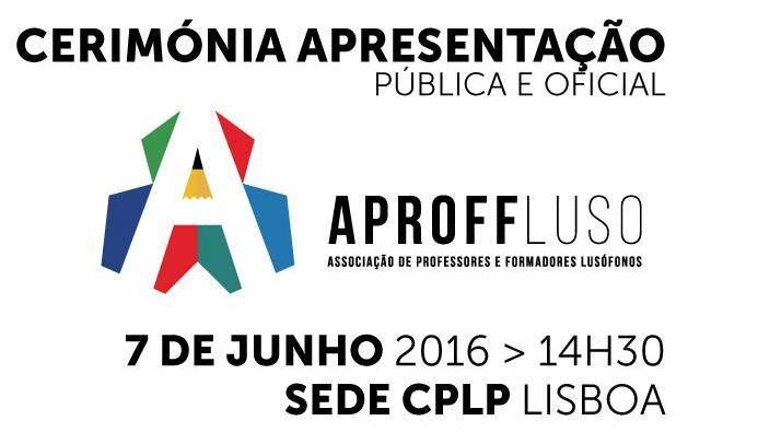 Apresentação pública e oficial da APROFFLUSO