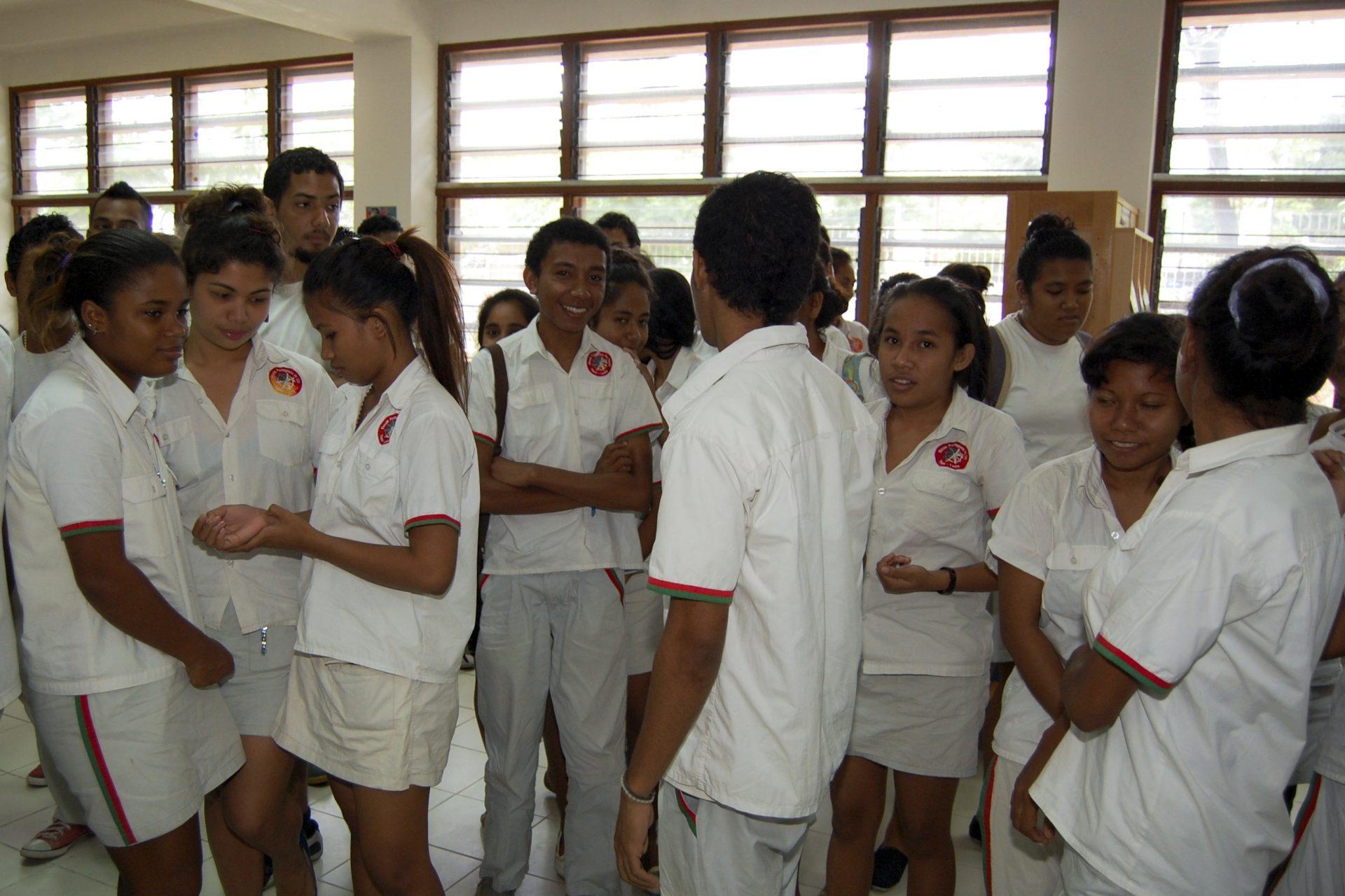 Ano letivo na Escola Portuguesa de Díli arranca com mais de 900 alunos