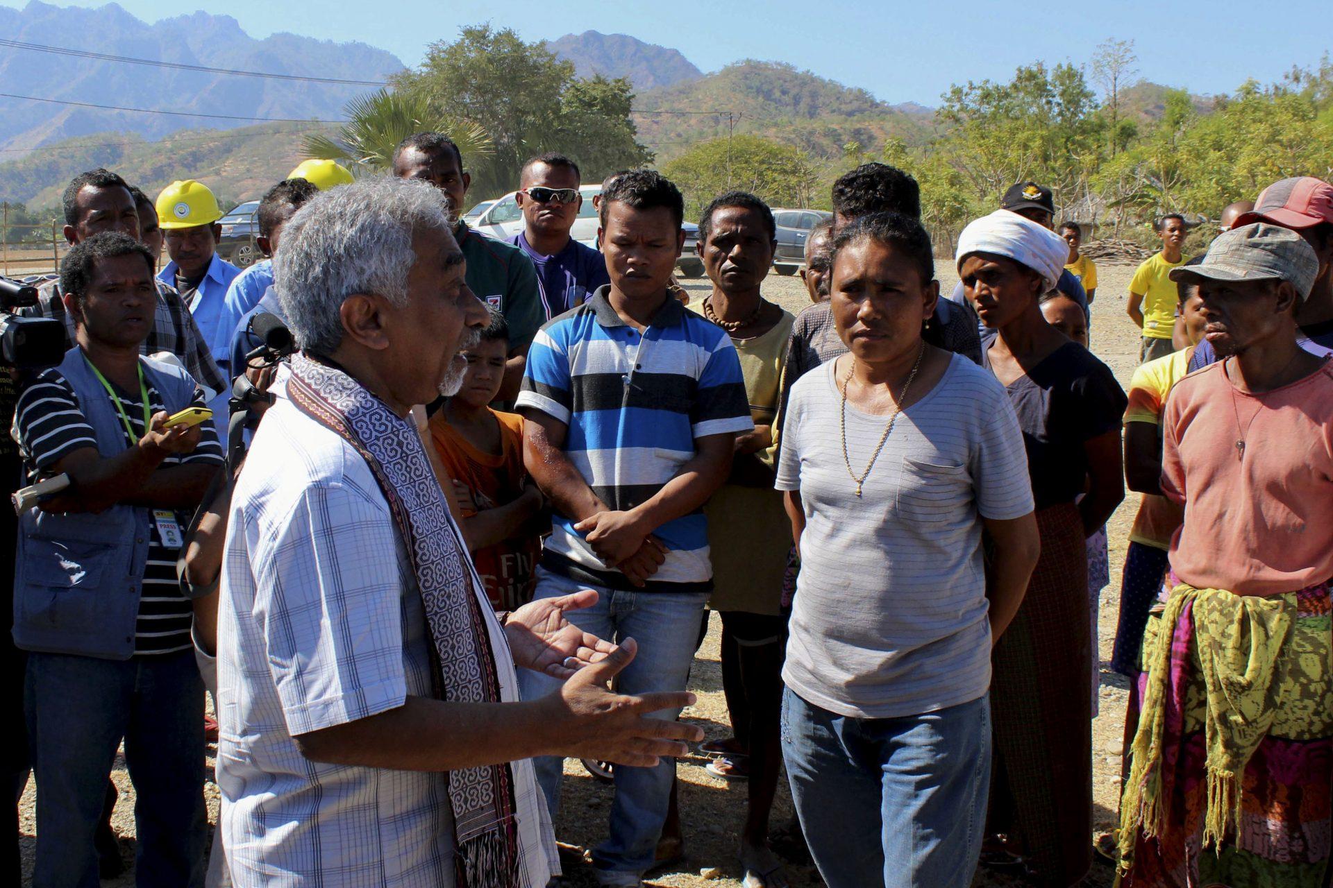 """Ensino do português é o """"único caminho"""" da afirmação nacional de Timor-Leste"""