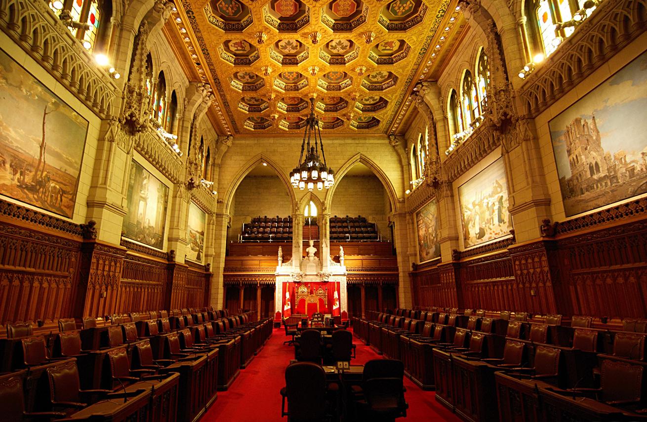 Celebração do Dia de Portugal no parlamento do Canadá