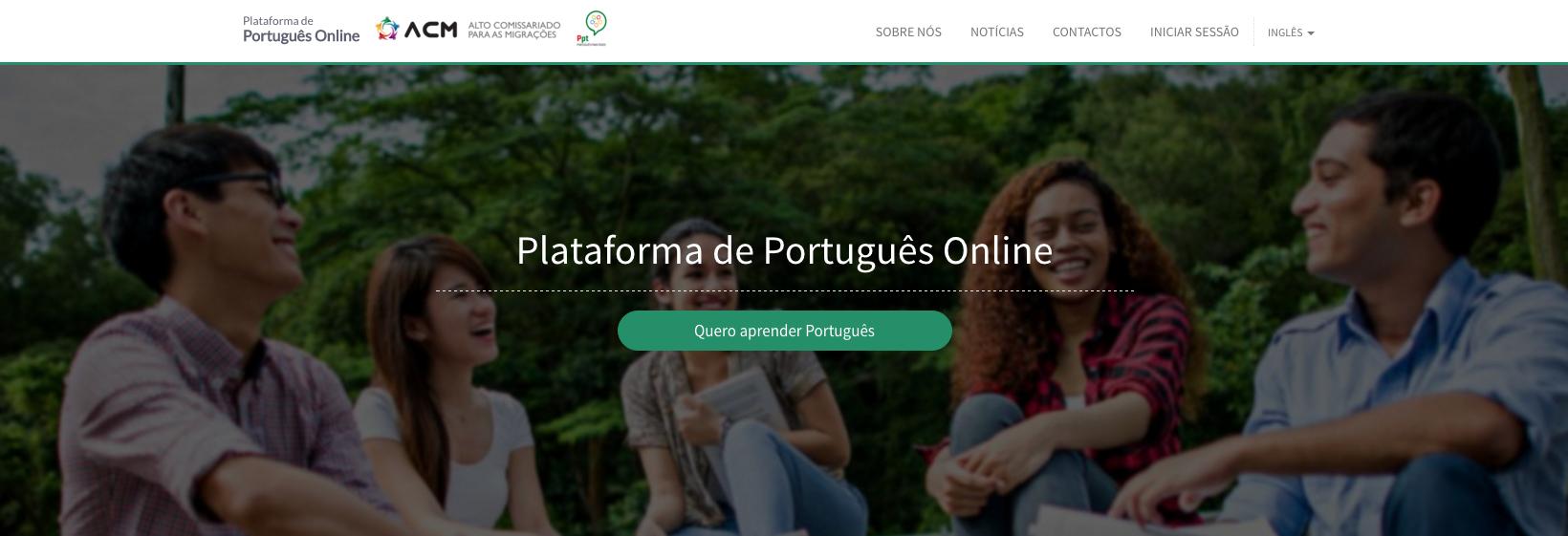ACM lança Plataforma de Português Online