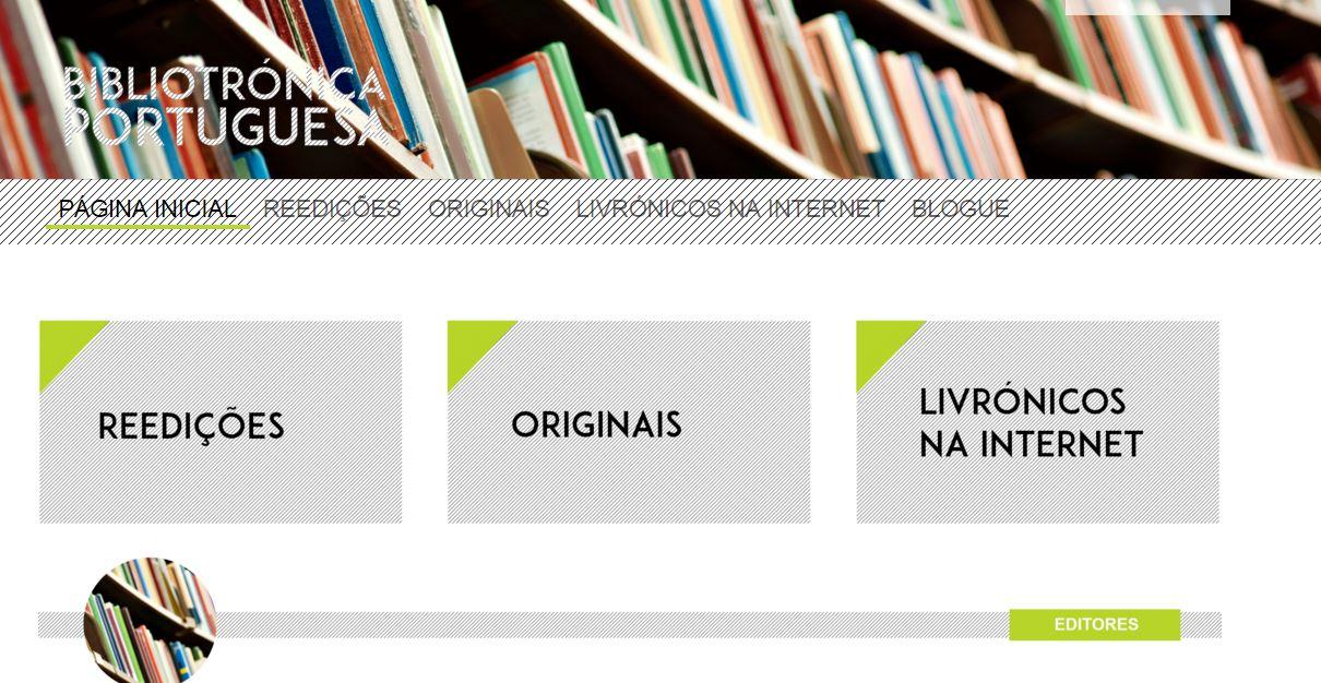 Biblioteca em linha tem mais de 3.000 livros gratuitos