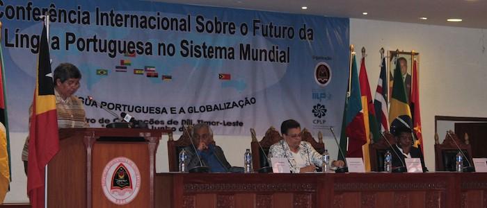III Conferência Internacional da Língua Portuguesa