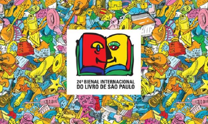 Bienal do Livro de São Paulo com espaço de homenagem à língua portuguesa