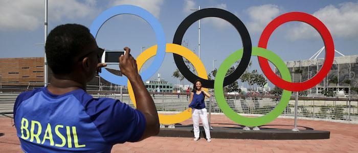 Jogos olímpicos Rio 2016