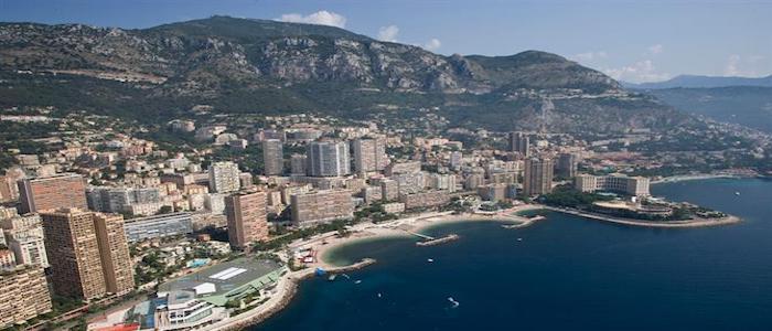 Turismo do Mónaco com sítio em português