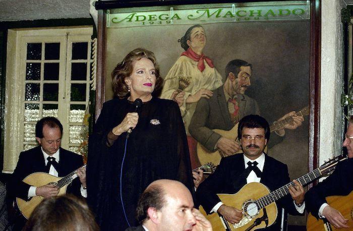 Toda a poesia em língua portuguesa cantada por Amália Rodrigues