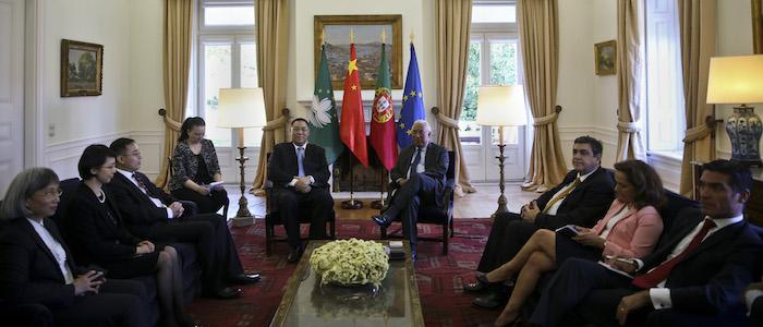 """Macau está a criar """"muitas condições"""" para a aprendizagem do português"""
