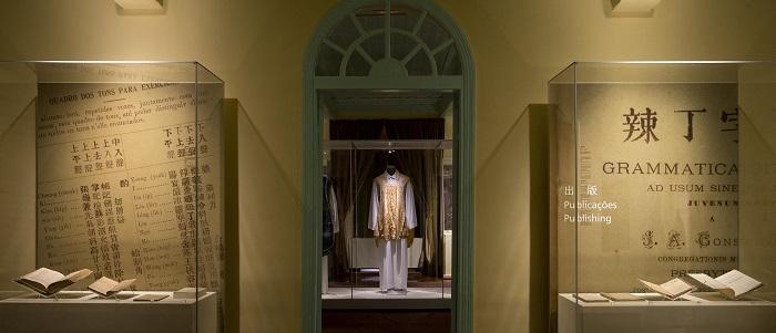 Novo museu em Macau mostra objetos levados por missionários há mais de dois séculos