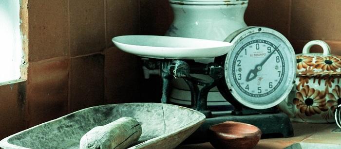 Unidades de peso e de medida