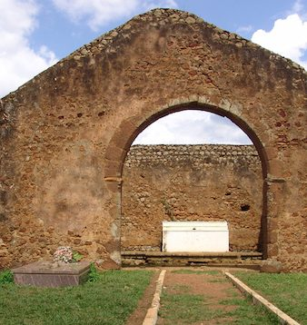 M'banza Kongo: a igreja mais antiga da África Sub-sariana