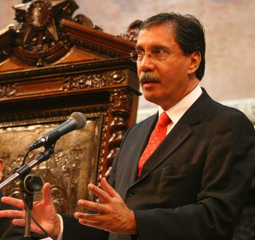 Merval Pereira Assembléia Legislativa do Estado do Rio de Janeiro. Rafael Wallace - ALERJ