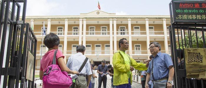 Deputado de Macau quer mais lusófonos a aprender chinês