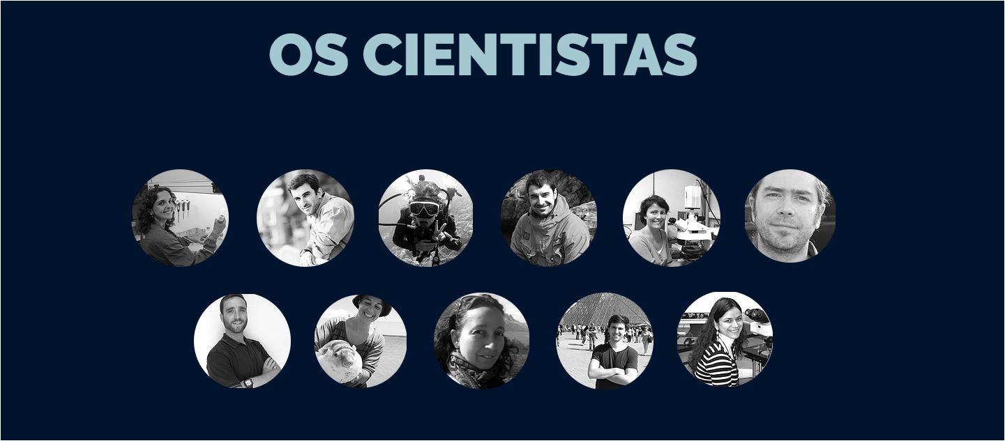 os-cientistas