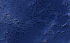 Importância e Valor das Águas Territoriais, segundo as fronteiras.