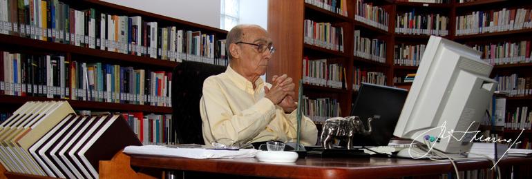 Doação do espólio de Saramago à BNP