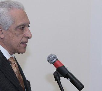 Embaixador Lauro Moreira, Presidente do Conselho Diretivo do Observatório da Língua Portuguesa