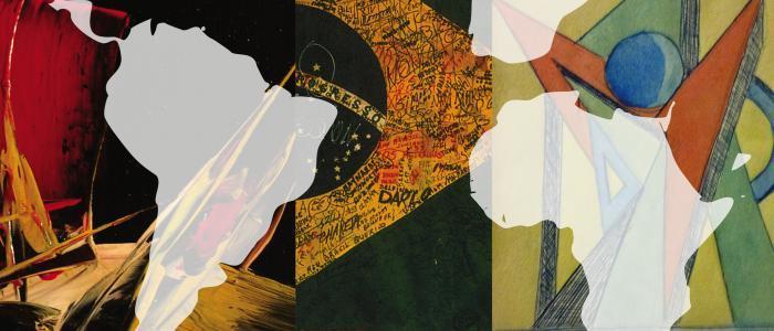 """Exposição """"Conexões Afro-Ibero-Americanas"""" com obras de 63 artistas inaugurada hoje"""